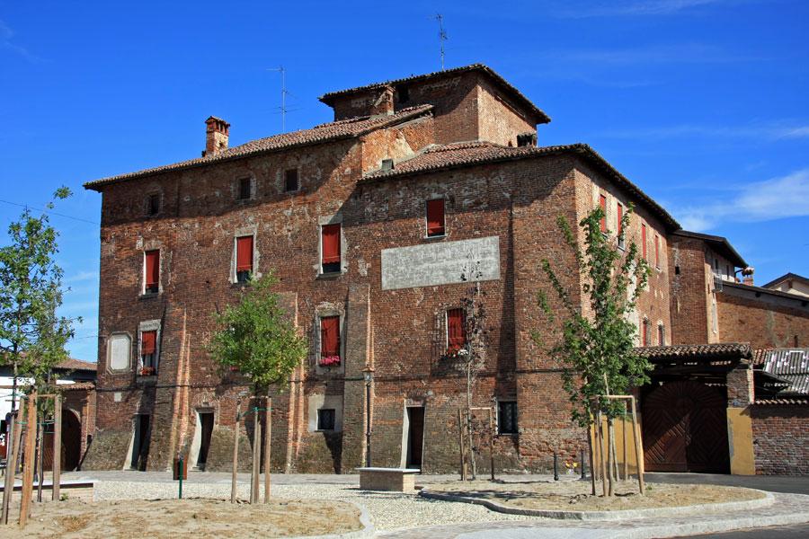 Castello di Alagna