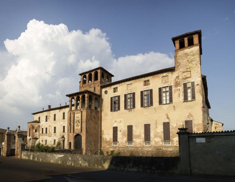 Pieve del Cairo - Castello FAI