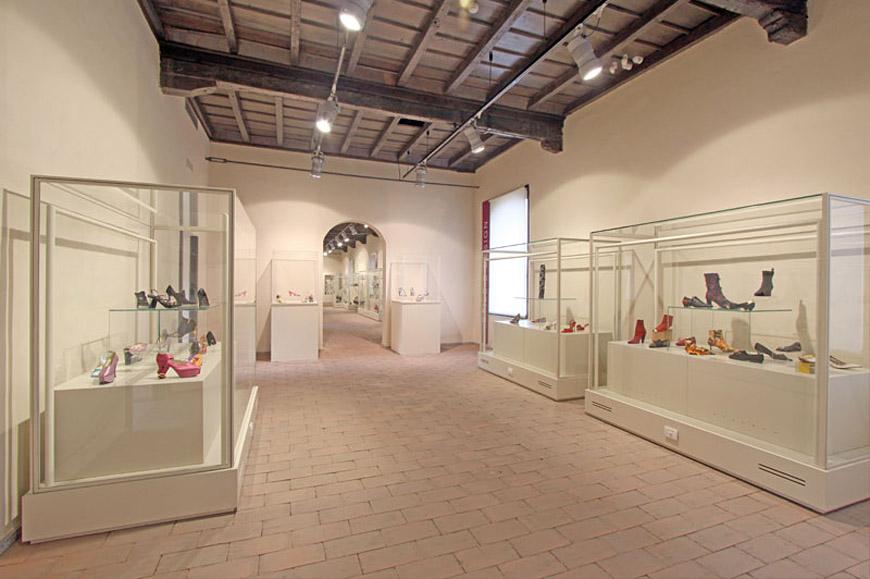 Vigevano - Museo internazionale della calzatura