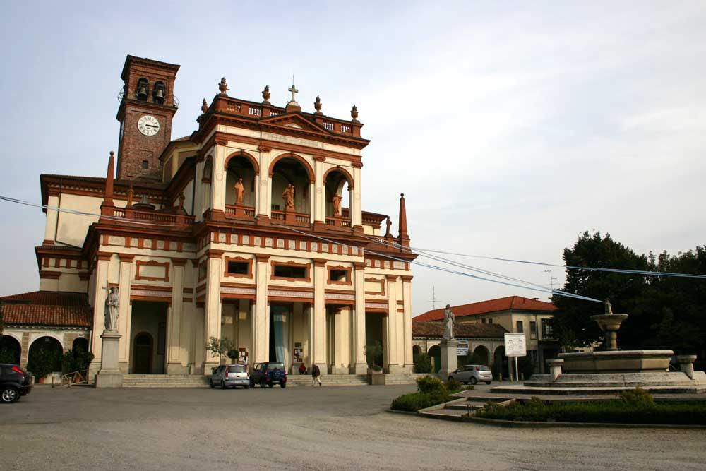 Garlasco - Santuario Madonna delle Bozzole
